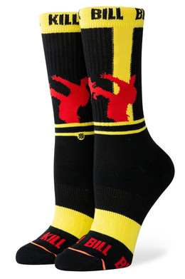Носки STANCE FOUNDATION WOMEN KB SILHOUETTES Yellow фото 2