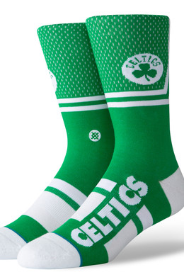 Носки STANCE NBA ARENA CELTICS SHORTCUT Green фото