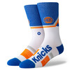 Носки STANCE NBA ARENA KNICKS SHORTCUT Blue фото