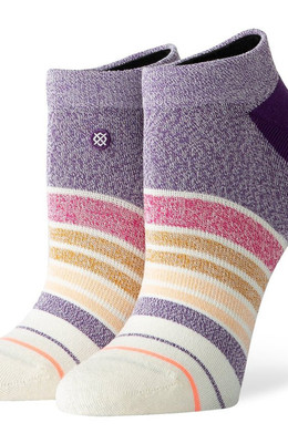 Носки STANCE FOUNDATION WOMEN BRING IT BACK Purple фото 2