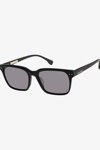 Солнцезащитные очки QUIKSILVER Bronxtown (MATTE BLACK/GREY (xkks)) очки солнцезащитные quiksilver quiksilver qu192dmegtq2