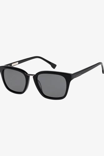 Солнцезащитные очки QUIKSILVER Cruiser (SHINY BLACK-GUN/GREY (xkss)) очки солнцезащитные quiksilver quiksilver qu192dmegtq2