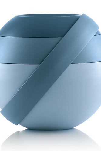 Ланч-бокс zero для салатов синий (Синий) ланч бокс zero для салатов синий синий