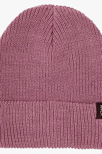 Шапка RVCA Dayshift Beanie II (Розовый 4327) шапка rvca dayshift beanie ii розовый 4327