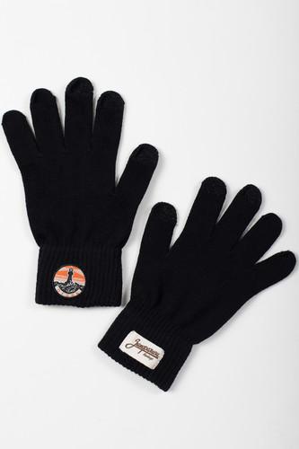 Перчатки ЗАПОРОЖЕЦ Огонь (Black, O/S)