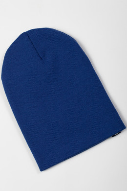 Шапка TRUESPIN Basic Beanie Royal Blue фото 2