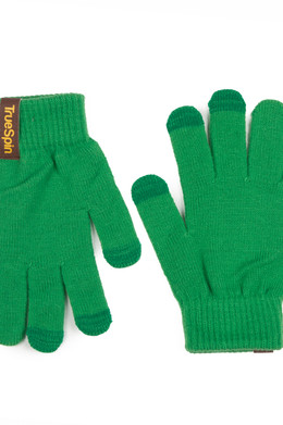 Перчатки TRUESPIN Touch Gloves Green фото
