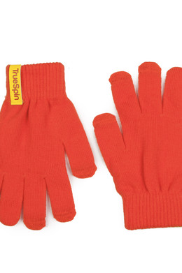 Перчатки TRUESPIN Touch Gloves Orange фото