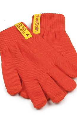Перчатки TRUESPIN Touch Gloves Orange фото 2