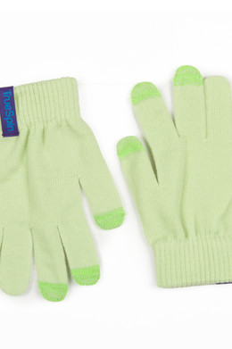 Перчатки TRUESPIN Touch Gloves Light Green фото