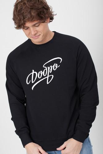 Толстовка ЗАПОРОЖЕЦ Good (Deep Black, 2XL) толстовка запорожец logo tobacco brown 2xl