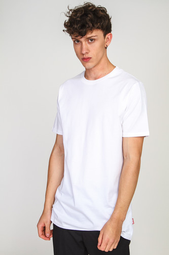 Футболка SKILLS Clear T Shirt White фото 8