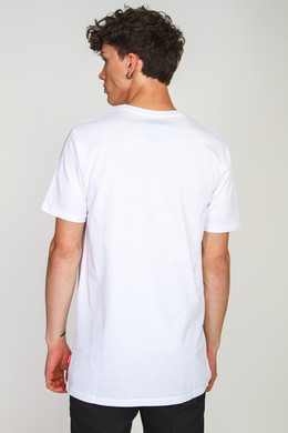 Футболка SKILLS Clear T Shirt White фото 2