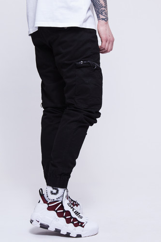 Брюки SKILLS Asymmetric Pants Black фото 9