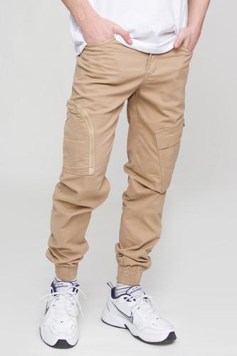 Брюки SKILLS Asymmetric Pants (Sand, XL)