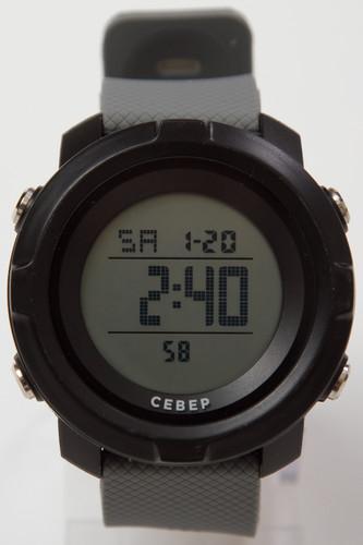Часы СЕВЕР СЕВ548 (Серый)