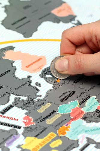 Карта true map plus (комбинированный)