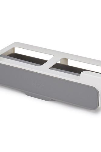 Органайзер для специй cupboardstore подвесной (серый)