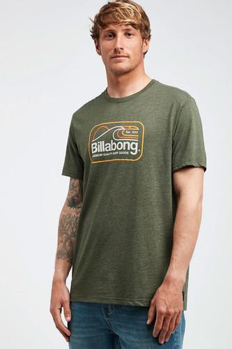 Футболка BILLABONG DIVE SS TEE (896, M) футболка billabong billabong bi009ewarmi1