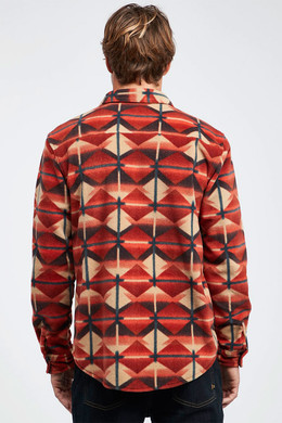 Рубашка BILLABONG FURNACE FLANNEL 3733 фото 2