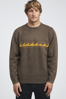Свитер BILLABONG WAVES SWEATER 1926 фото