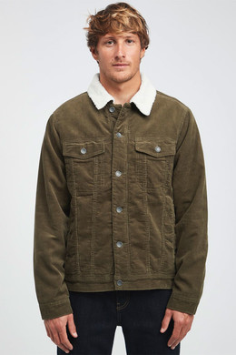 Куртка BILLABONG BARLOW TRUCKER 736 (Pine) фото