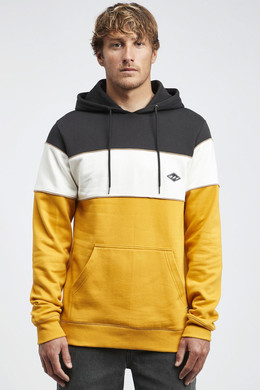 Толстовка BILLABONG EDGE PULLOVER 54 (Mustard) фото