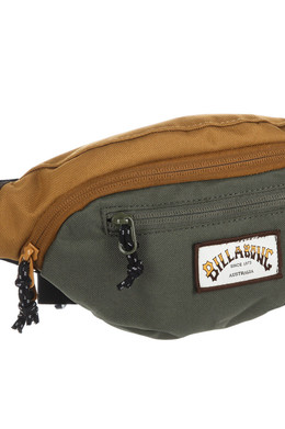 Сумка поясная BILLABONG Java Waistpack 2l  3531 (Hash) фото