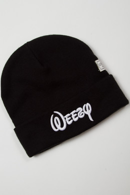 Шапка CAYLER & SONS Weezy Beanie Black фото