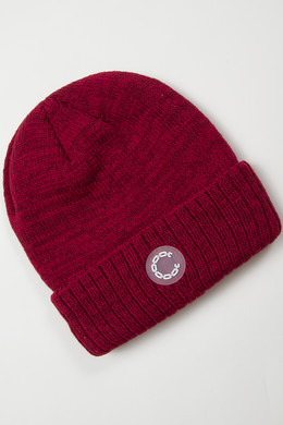 Шапка CROOKS & CASTLES I1480808 Speckle Burgundy