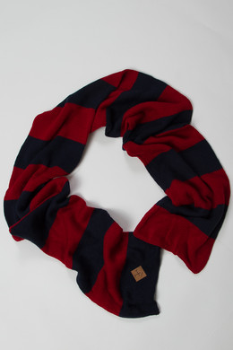 Шарф MAZINE 14321003 Navy/Jester Red фото
