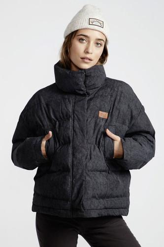 цена на Куртка зимняя женская Billabong Cooling (19 (Black), S)