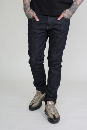 Джинсы CARHARTT Rebel Pant (Blue (One Wash), 33/34)