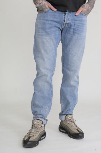 Джинсы CARHARTT Klondike Pant (Blue(Worn Bleached), 32/32)