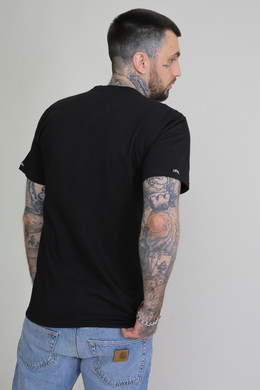 Футболка CROOKS & CASTLES Old Bandito S/S Tee Black