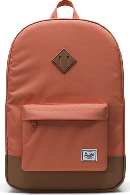 Рюкзак HERSCHEL Heritage Apricot Brandy/Saddle Brown фото