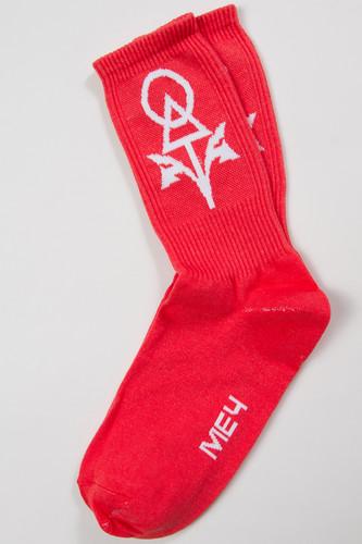Носки МЕЧ S19 SK Symbol (Розовый, 37-40) футболка меч s19 w ts moscow женская черный xs