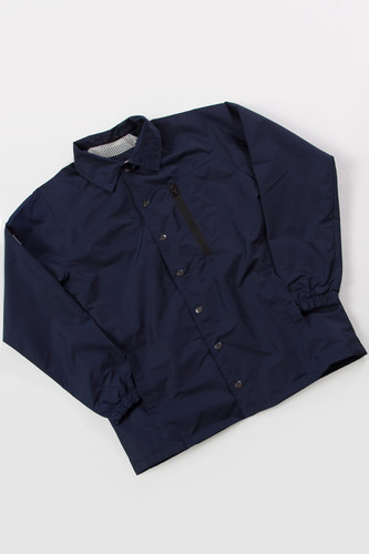 Куртка МЕЧ S19 Coach Jacket (Синий, XL)