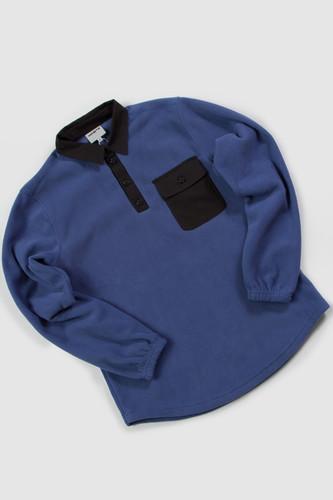 Флиска МЕЧ F18 M Fleece (Синий, S)