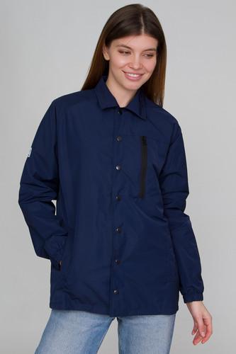 Куртка МЕЧ S19 W Coach Jacket женская (Синий, XS) футболка меч s19 w ts moscow женская черный xs
