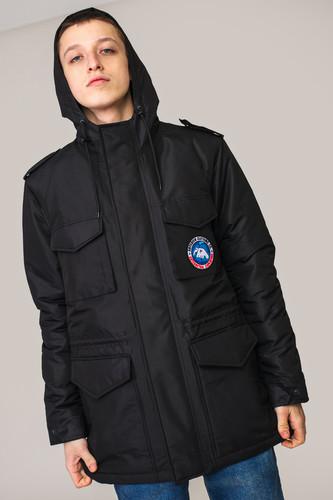Куртка ANTEATER M65 (Black, M)