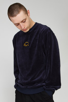 Толстовка ANTEATER Crewneck Luxury Navy фото