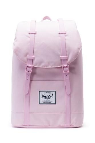 цена Рюкзак HERSCHEL Retreat (Pink Lady Crosshatch) онлайн в 2017 году