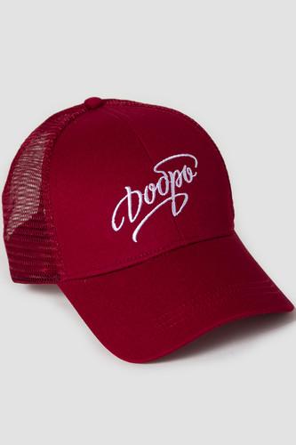 Бейсболка ЗАПОРОЖЕЦ Dobro/Добро Trucker Cap (Bordeaux, O/S) бейсболка мужская o neill bm trucker cap цвет оливковый 7a4110 6103 размер универсальный