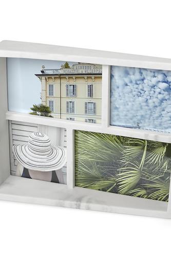 Мультирамка edge мрамор (белый) рамка для фотографий edge 10х15 мрамор мрамор