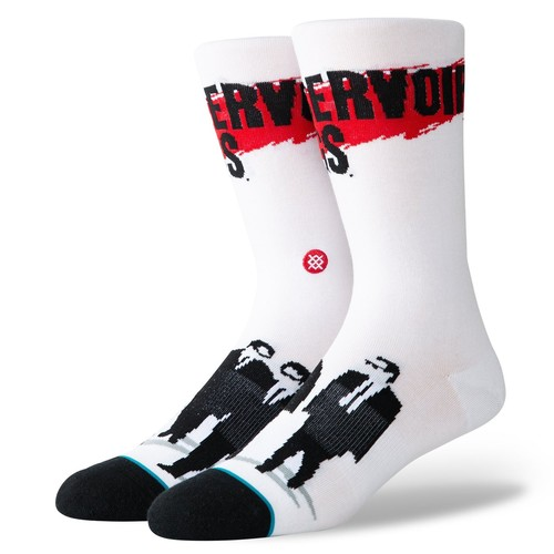 Носки STANCE FOUNDATION RESERVOIR DOGS White фото 2