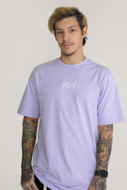 Футболка SKILLS Bmx Rider Purple Heather