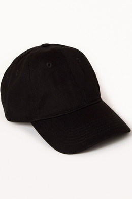 Бейсболка TRUESPIN Unstrucured Dad Cap SS20 Black фото