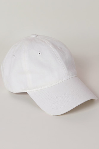 Бейсболка TRUESPIN Tuned Round Visor Plains SS20 (White, O/S) бейсболка truespin 2 tone blank trucker cap heather grey white o s
