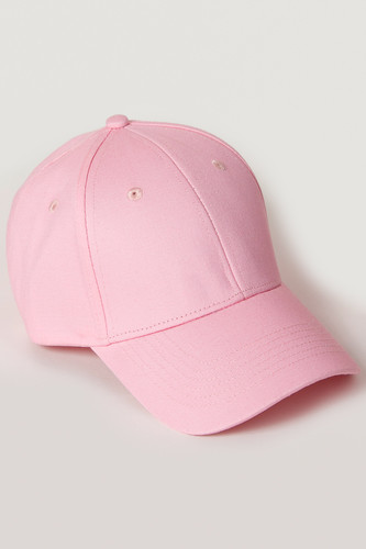 Бейсболка TRUESPIN Blank Round Visor SS20 (Pink, O/S) бейсболка truespin 2 tone blank trucker cap heather grey white o s